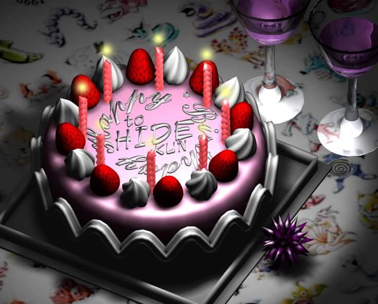 Happy Birthday Scraps, Happy Birthday Graphics for Orkut, Myspace